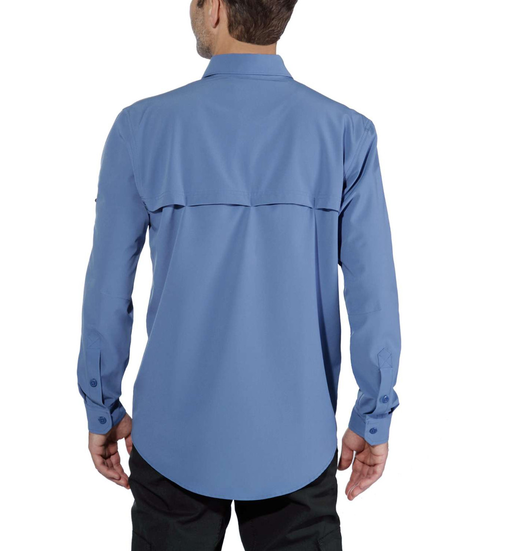 Koszula Carhartt Force Extremes® Angler Long Sleeve Shirt