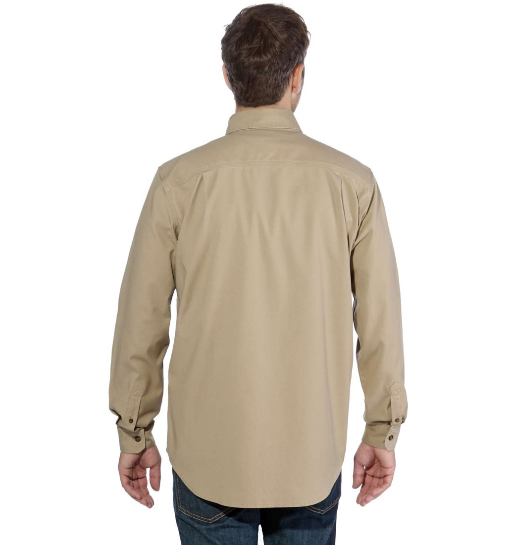 Koszula Carhartt Rugged Flex® Rigby Long-Sleeve Work Shirt