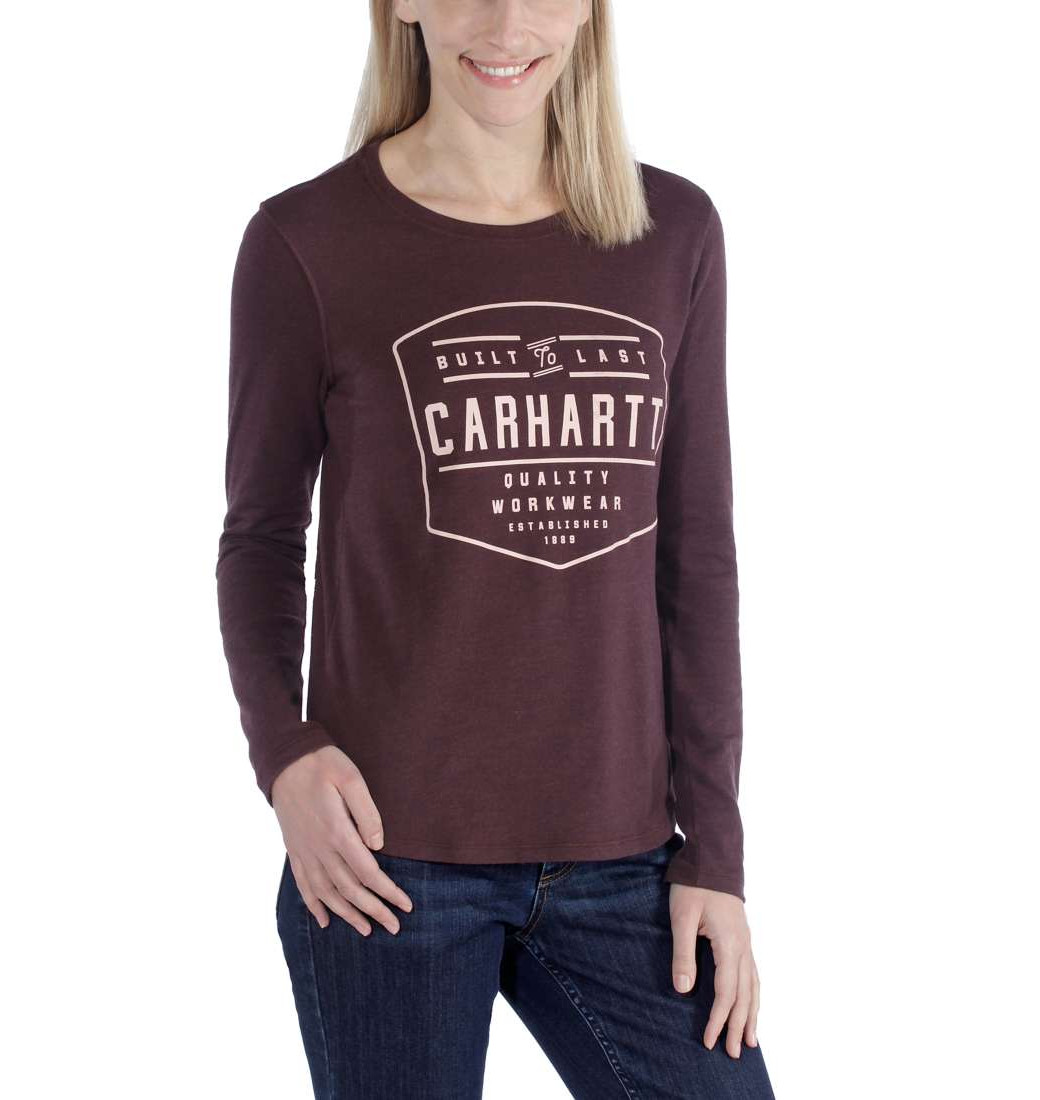 Koszulka Carhartt Lockhart Graphic Long Sleeve T-Shirt