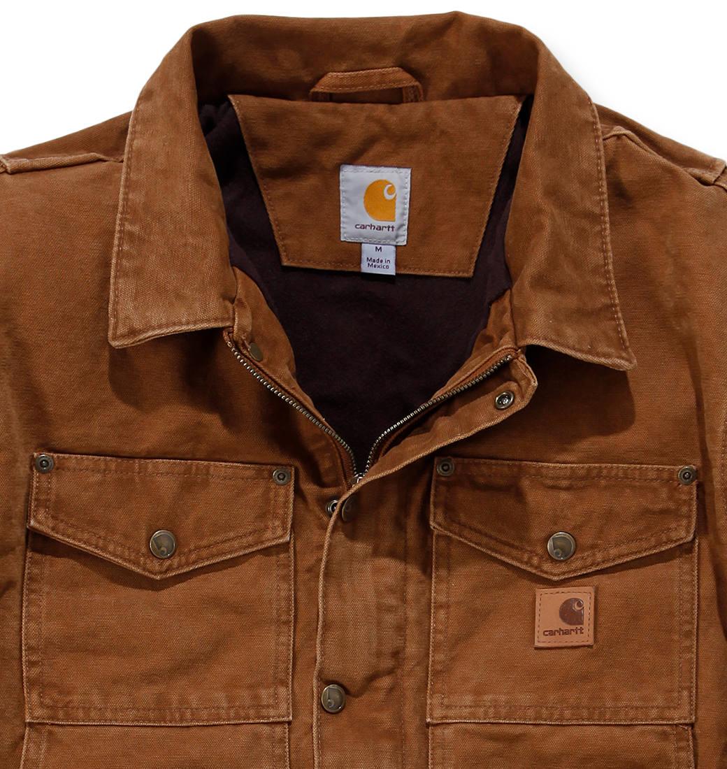 sprzedaż uk renomowana strona szczegółowy wygląd Kurtka Carhartt Berwick Jacket