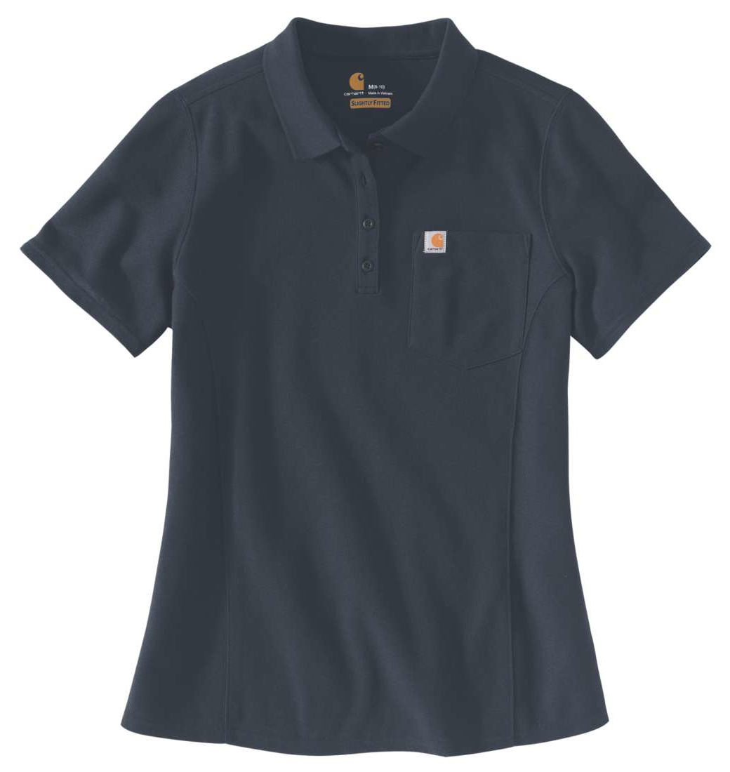 Koszulka Polo Carhartt Short Sleeve Polo Wmn