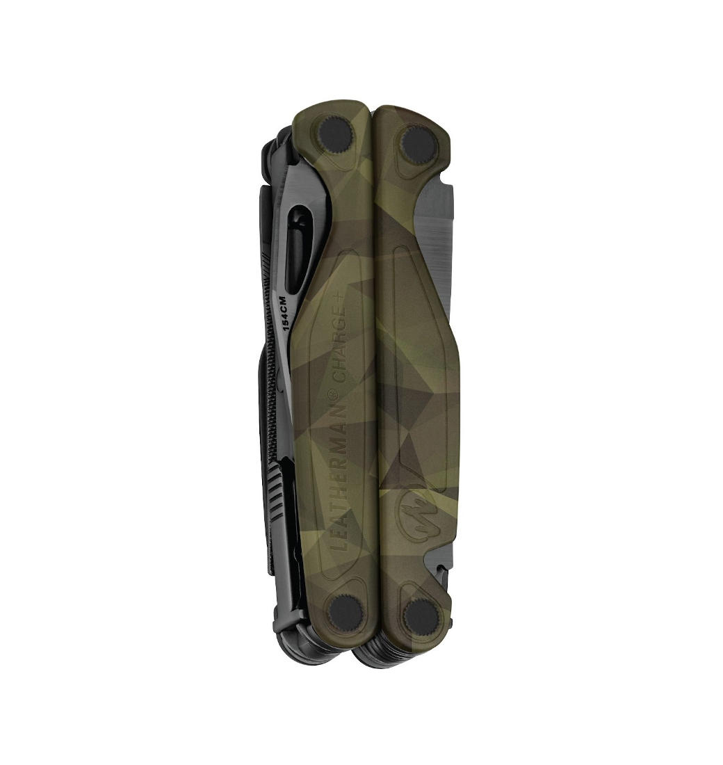 Multitool Leatherman Charge® Plus Forest Camo