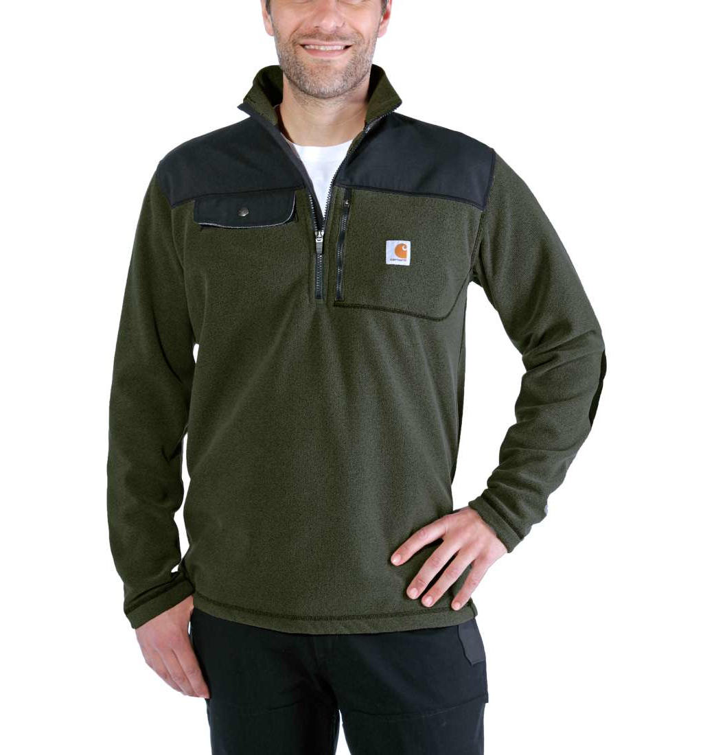 Polar Carhartt Fallon Half-Zip Sweater Flece